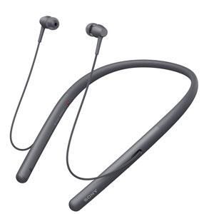 WI-H700 B ソニー Bluetooth対応ダイナミック密閉型イヤホン(グレイッシュブラック) SONY [WIH700BM]【返品種別A】【送料無料】