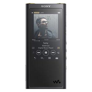 NW-ZX300 B ソニー ウォークマン ZX300シリーズ 64GB ヘッドホン非同梱モデル(ブラック) SONY Walkman
