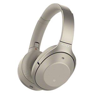 WH-1000XM2N ソニー ノイズキャンセリング機能搭載Bluetooth対応ダイナミック密閉型ヘッドホン (シャンパンゴールド) SONY 1000Xシリーズ [WH1000XM2NM]【返品種別A】