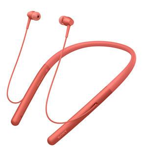 WI-H700 R ソニー Bluetooth対応ダイナミック密閉型イヤホン(トワイライトレッド) SONY [WIH700RM]【返品種別A】【送料無料】