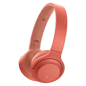 WH-H800 R ソニー Bluetooth対応ダイナミック密閉型ヘッドホン (トワイライトレッド) SONY h.ear on 2 Mini Wireless