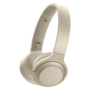 WH-H800 N ソニー Bluetooth対応ダイナミック密閉型ヘッドホン (ペールゴールド) SONY h.ear on 2 Mini Wireless [WHH800NM]【返品種別A】【送料無料】