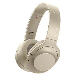 WH-H900N N ソニー ノイズキャンセリング機能搭載Bluetooth対応ダイナミック密閉型ヘッドホン (ペールゴールド) SONY h.ear on 2 Wireless NC