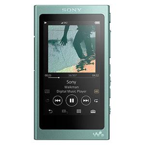 NW-A45 G ソニー ウォークマン A40シリーズ 16GB ヘッドホン非同梱モデル(ホライズングリーン) SONY Walkman [NWA45GM]【返品種別A】