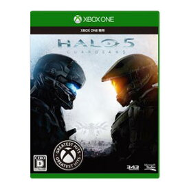 【Xbox One】Halo5: Guardians Greatest Hits マイクロソフト [U9Z-00080 Xboxヘイロー5 グレイテストヒッツ]