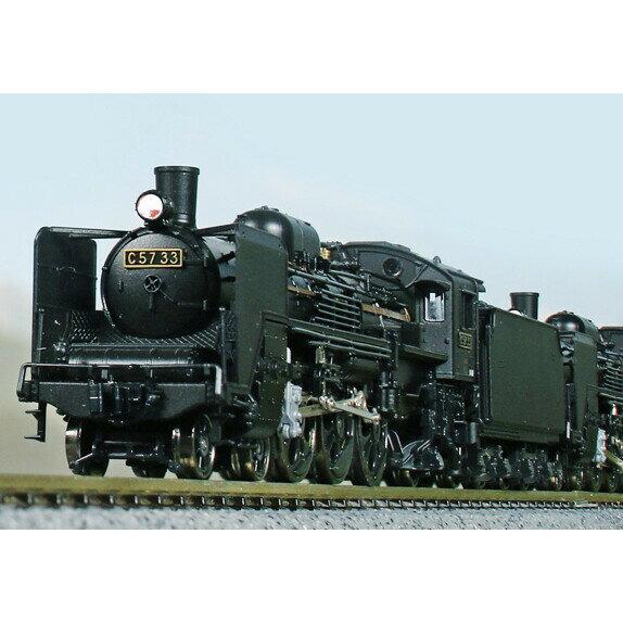 [鉄道模型]カトー KATO (Nゲージ) 2024 C57 1次形 蒸気機関車 [カトー 2024 C57 1ジ]【返品種別B】