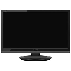 LC-19P5-B シャープ 19V型地上・BS・110度CSデジタルハイビジョンLED液晶テレビ(ブラック) (別売USB HDD録画対応) LED AQUOS [LC19P5B]【返品種別A】