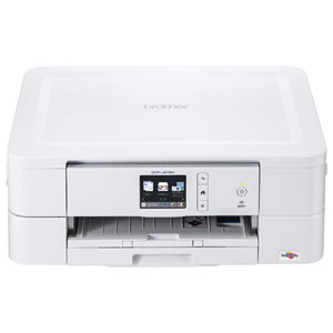DCP-J572N ブラザー A4プリント対応 インクジェット複合機(ホワイト) brother PRIVIO(プリビオ) [DCPJ572N]【返品種別A】