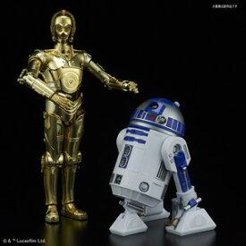 1/12 C-3PO & R2-D2 (スター・ウォーズ エピソード8 最後のジェダイ) バンダイ