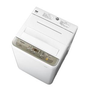 (標準設置料込)NA-F60B11-N パナソニック 6.0kg 全自動洗濯機 シャンパン Panasonic [NAF60B11N]【返品種別A】