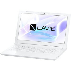 PC-NS200HAW NEC 15.6型 ノートパソコン LAVIE Note Standard NS200/HAWエクストラホワイト (Office Home&Business Premium プラス Office 365) [PCNS200HAW]【返品種別A】