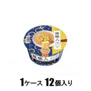 日清麺職人 柚子しお 76g(1ケース12個入) 日清食品 メンシヨクニンユズシオ76G*12