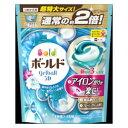 ボールド ジェルボール3D 爽やかプレミアムクリーンの香り つめかえ用 超特大 34個 P&GJapan ボールドGB3DサワヤカPクカエ34