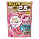 ボールド ジェルボール3D 癒しのプレミアムブロッサムの香り つめかえ用 超ジャンボ 44個 P&GJapan ボールドGB3DPブロツサカエ44