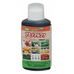 アミノアルフアボトル100ML アイリスオーヤマ 万田アミノアルファ ボトル (100ml)