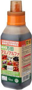 アミノアルフアボトル500ML アイリスオーヤマ 万田アミノアルファ ボトル (500ml)