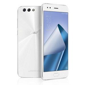 ZE554KL-WH64S6 エイスース ASUS ZenFone 4 ムーンライトホワイト 5.5インチ SIMフリースマートフォン [ZE554KLWH64S6ZE4]【返品種別B】