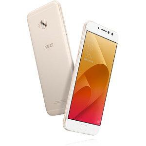 ZD552KL-GD64S4 エイスース ASUS ZenFone 4 Selfie Pro サンライトゴールド 5.5インチ SIMフリースマートフォン