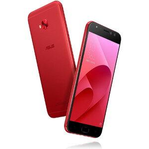 ZD552KL-RD64S4 エイスース ASUS ZenFone 4 Selfie Pro クラシックレッド 5.5インチ SIMフリースマートフォン