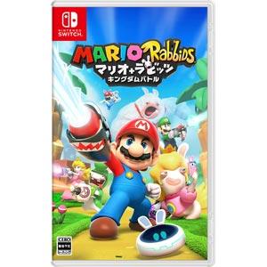 【Nintendo Switch】マリオ+ラビッツ キングダムバトル 任天堂 [HAC-P-AC2GA NSWマリオラビッツ]