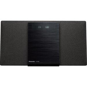 SC-HC400-K パナソニック Bluetooth対応コンパクトステレオシステム (ブラック) Panasonic [SCHC400K]【返品種別A】