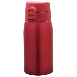 ASW-350R アトラス 軽量ステンレスワンタッチボトル0.35L(レッド) [ASW350R]【返品種別A】