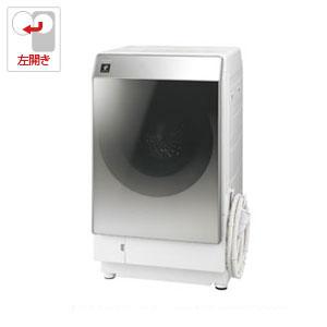 ES-P110-SL シャープ 11.0kg ドラム式洗濯乾燥機【左開き】シルバー SHARP [ESP110SL]【返品種別A】