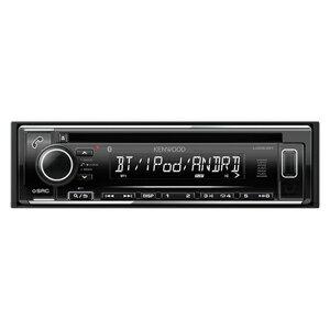 U330BT ケンウッド CD/USB/iPod/Bluetoothレシーバー1DIN KENWOOD [U330BT]【返品種別A】