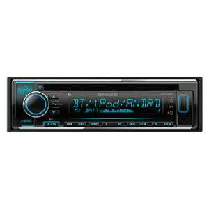 U370BT ケンウッド CD/USB/iPod/Bluetoothレシーバー1DIN KENWOOD