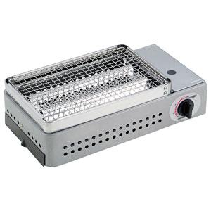 M-6303 キャプテンスタッグ 炉端焼 卓上カセットコンロ CAPTAIN STAG
