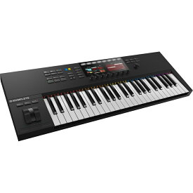 KKS49MK2 ネイティブインストゥルメンツ 49鍵MIDIキーボード・コントローラ Native Instruments KOMPLETE KONTROL S49 MK2