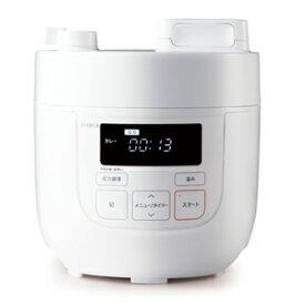 SP-D121(W) シロカ 電気圧力鍋 ホワイト siroca [SPD121W]