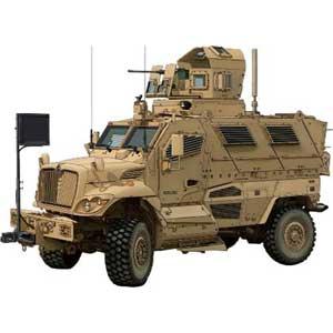 1/35 米・M1224マックスプロ・エムラップ対地雷装甲車【CB35142】 ブロンコ [バウマン.CB35142]【返品種別B】