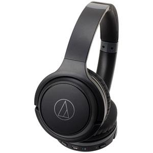 ATH-S200BT BK オーディオテクニカ Bluetooth対応ワイヤレスヘッドホン(ブラック) audio-technica