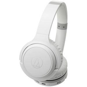 ATH-S200BT WH オーディオテクニカ Bluetooth対応ワイヤレスヘッドホン(ホワイト) audio-technica