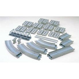 [鉄道模型]トミックス (Nゲージ) 91074 レールセット高架複線立体交差セット (HCパターン)