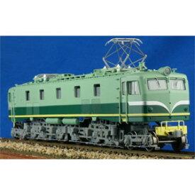 [鉄道模型]トラムウェイ (HO) TW-EF58A 国鉄EF58小窓 試験塗装(濃淡グリーン)