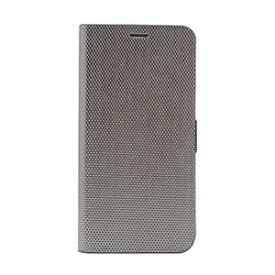 Z10315I8 ZENUS iPhone XS/X用 手帳型 METALLIC(シルバー)