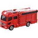 トミカ No.119 モリタ 13mブーム付 多目的消防ポンプ自動車 MVF タカラトミー [トミカ119モリタブームポンプMV]【返品…