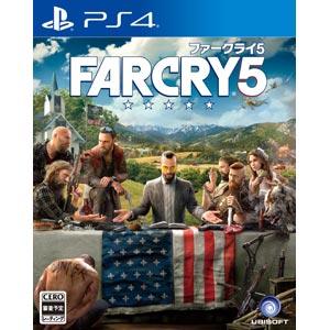 【封入特典付】【PS4】ファークライ5 ユービーアイソフト [PLJM-16118 ファークライ5]【返品種別B】