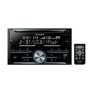 FH-4400 パイオニア CD/Bluetooth/USB/チューナー・DSPメインユニット2DIN carrozzeria(カロッツェリア)