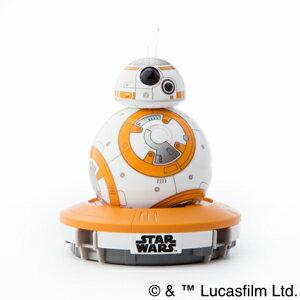 R001TRW Sphero ドロイド・トレーナー スター・ウォーズ BB-8 Sphero(スフィロ)BB-8 App-Enabled Droid with Trainer [R001TRW]【返品種別A】【送料無料】