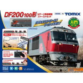 [鉄道模型]トミックス 【再生産】(Nゲージ) 90095 DF200 100形Nゲージ鉄道模型ファーストセット