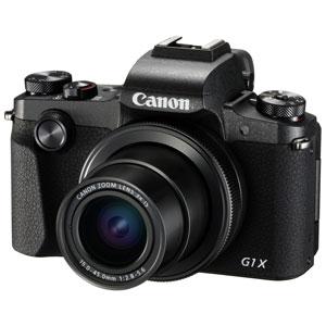PSG1X MARK3 キヤノン デジタルカメラ「PowerShot G1 X Mark III」 [PSG1XMARK3]【返品種別A】