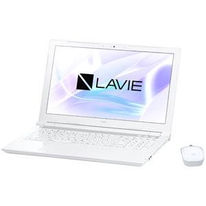 PC-NS700JAW NEC 15.6型 ノートパソコン LAVIE Note Standard NS700/JAシリーズエクストラホワイト (Office Home&Business Premium プラス Office 365) [PCNS700JAW]【返品種別A】