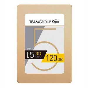 T253TD120G3C101 Team Team 3D NAND SSD L5 LITE 3Dシリーズ 120GB [T253TD120G3C101]【返品種別A】【送料無料】
