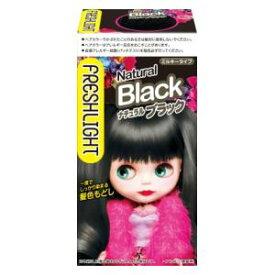 フレッシュライト ミルキー髪色もどし ナチュラルブラック ヘンケルジャパン FLミルキ-モドシナチユラルブラツク