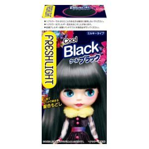 フレッシュライト ミルキー髪色もどし クールブラック ヘンケルジャパン FLミルキ-モドシク-ルブラツク