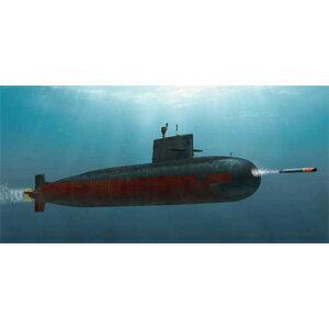 1/200 中国・ユアン級(041型)ディーゼル動力攻撃潜水艦【CBS2004】 ブロンコ