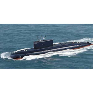 1/200 露・キロ級改636型ディーゼル動力攻撃潜水艦【CBS2005】 ブロンコ [CBS2005 ディーゼルドウリョクコウゲキセンスイカン]【返品種別B】